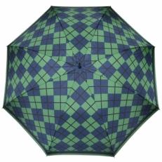 Зонт трость LA5043 зеленый