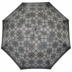Зонт трость LA5043 серый