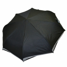 Зонт двойной LA6027 черный