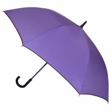 Зонт трость LA7001 лиловый