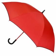 Зонт трость LA7001 красный
