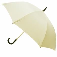 Зонт трость LA7002 бежевый
