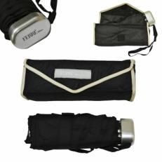 Зонт женский LA7006 черный