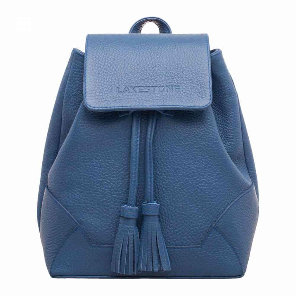 Маленький рюкзак на шнурке Clare Blue