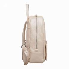 Кожаный рюкзачок Darley Beige фото-2