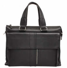 Мужская деловая сумка Langton Black