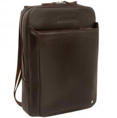 Кожаная сумка через плечо Laxton