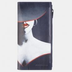 Женское портмоне «Леди ин Блэк»