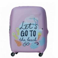 Чехол на чемодан Let's Go-S
