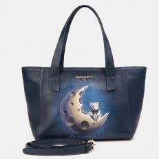Женская сумочка W0028 Сырная луна