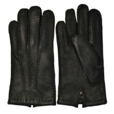 Мужские кожаные перчатки фото-2