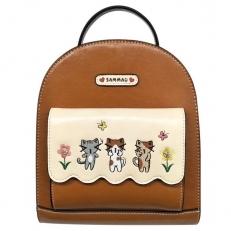 """Сумка-рюкзак """"Три кота"""""""