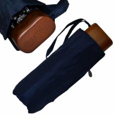 Суперлегкий зонт M-52-5S-2 синий