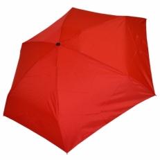 Суперлегкий зонт M-52-5S-6 красный