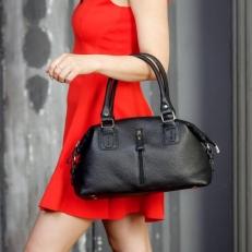 Женская сумка Marsh черная