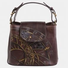Маленькая сумка Бейль «Механизмы времени»