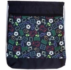 Мешок для обуви с карманом Soccer 336911