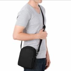 Мужская сумочка Metrosafe LS 100 черная
