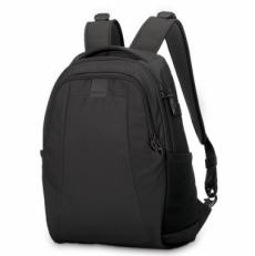 Рюкзак антивор черный Metrosafe LS 350