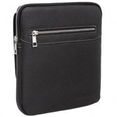 Мужская сумка планшет черная Mowcroft