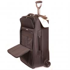 Мужской чемодан с портпледом 12259-01 фото-2
