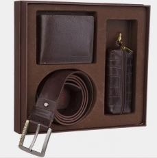 Подарочный набор NP004 коричневый