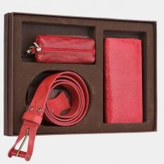 Подарочный набор NP008 красный