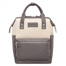 Женская кожаная сумка рюкзак Neish