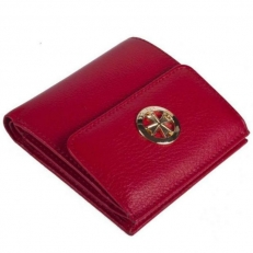 Женский кошелек 9566 N.Polo Red