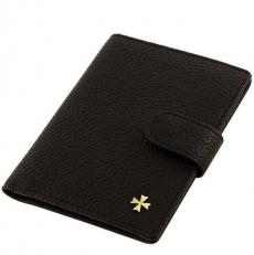 Обложка на паспорт  9180 N.Polo Black
