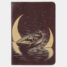 Обложка для паспорта «Лунный сон»