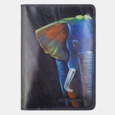 Обложка для паспорта «Прайд. Слон»
