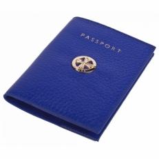 Обложка на паспорт Narvin by Vasheron 9161 N.Cavalli Ultra Blue