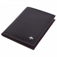 Обложка на паспорт Vasheron 9161 N.Vegetta Black