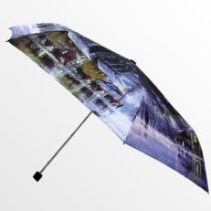 """Маленький зонт Ame Yoke """"Дождливый вечер"""""""