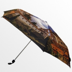 "Маленький зонт Ame Yoke ""Замок"""