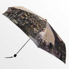 """Маленький зонт Ame Yoke """"Старый Нью-Йорк"""""""