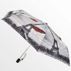 """Женский зонт Ame Yoke """"Дождь в Париже"""""""