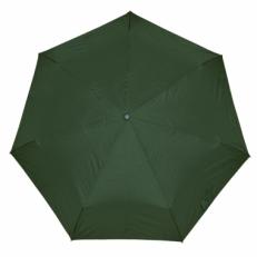 "Женский зонт Ame Yoke ""Темно-зеленый"""
