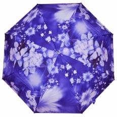 "Зонт женский ""Цветок"""