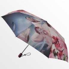 """Зонт женский """"Орхидея"""""""