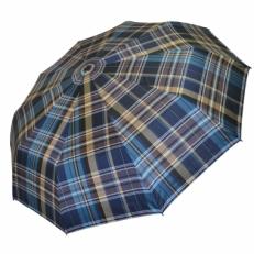 Складной зонт клетка Ok-70-10CH-3