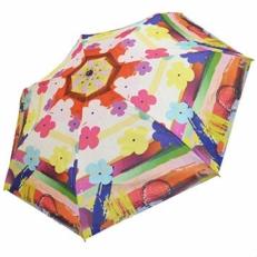 """Маленький зонт Ame Yoke """"Цветочная акварель"""""""