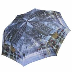 """Зонт женский """"Дождливый вечер"""""""