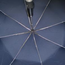 Зонт мужской Ok-58B-2 синий фото-2