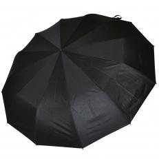 Зонт мужской Ok-70-12B черный