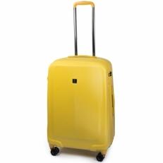 Чемодан на колесах 808 24 желтый