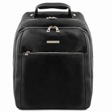 Phuket - Кожаный рюкзак с 3 отделениями