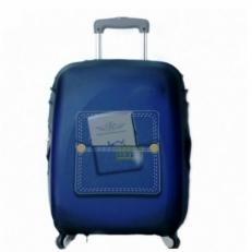Чехол на чемодан Pocket-M