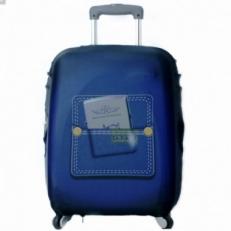 Чехол на чемодан Pocket-XL